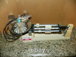 311 Gram CUSTOM MADE CARLOS WHITE EAGLE (1937-2013) Sterling Silver C31 Bolo Tie