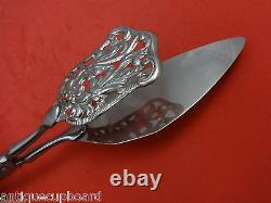 Buttercup by Gorham Sterling Silver Pastry Tongs HHWS Custom Made 9 7/8