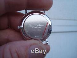 Corum Jean Cocteau Watch Scarce Grey Dial Swiss Made