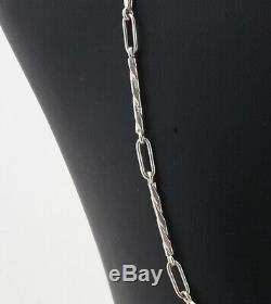 Danish sterling silver Necklace Designed and made by Arne Johansen