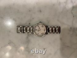 David Yurman Silver Watch Swiss Made