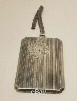 Elgin Sterling Silver Coin Purse RARE Made in U. S. A