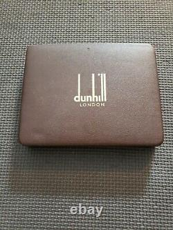 NEVER USED Antique Alfred Dunhill England Made Sterling silver Cigarette Holder