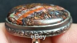 Natural Koroit Boulder Opal Ring (925 Sterling Silver) Size 9 Hand Made