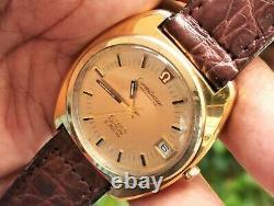 Omega Constellation Chronometer Electronic F300Hz Wristwatch Vintage Swiss Made