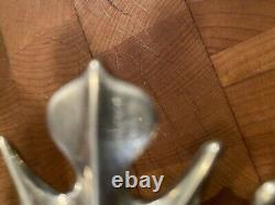 RARE 2nd Tiffany & Co. Sterling Silver Christmas Ornament Ever Made SNOWFLAKE