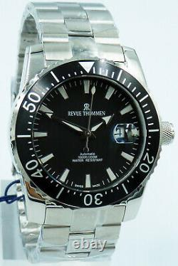Revue Thommen Men's Watch Automatic 17030.2137 Diver Swiss Made New