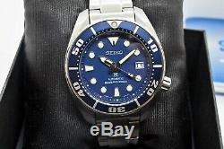 SEIKO PROSPEX SBDC033J Blue0 SUMO BLUMO 200m Diver JDM made in Japan 031 6R15