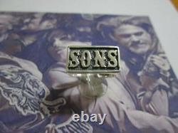 SOA Sons of Anarchy ring made sterling silver 925-artisan product