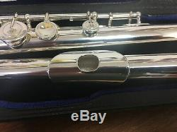 Superb Pre-eastman W. S. Haynes Handmade 1966 Flute, Perfection! 100% Made In USA