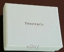 Tiffany & Co. Mens ID Bracelet In Sterling Silver 925 Size 8.25 Made Italy