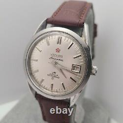 Vintage TITONI Airmaster Rotormatic Men's watch date 25 jewels swiss made 1970s