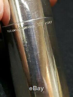 Vintage/antique Tiffany & Co. Made In Italy Sterling Silver Grinder